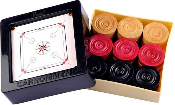 Quinergys Hand Crafted Carrom Board Tournaments And National Matches Coins S