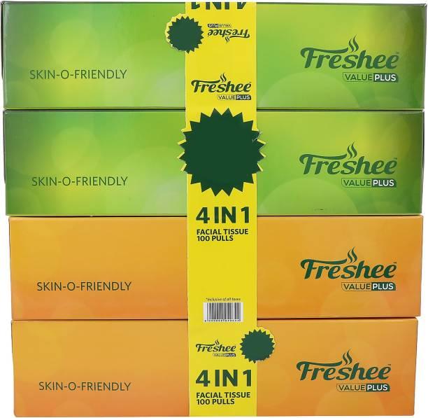 Freshee Value Plus Facial Tissue