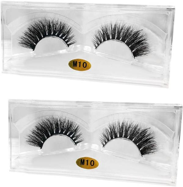 4c721ef7c57 sweetpea Human Hair Handmade Eye Lashes Thin Thick Various Options (set of  2)