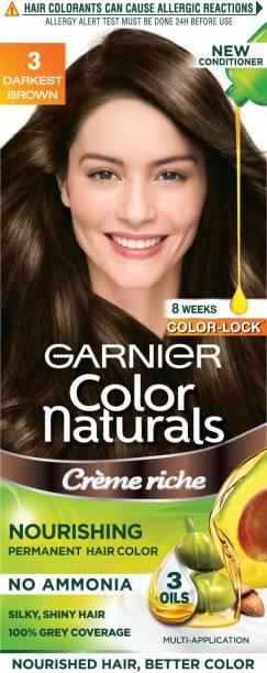 Garnier Color Naturals Shade 3 Hair