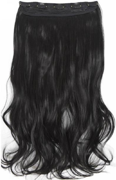 "Rapunzel 5 Clip 22"" Curly/Wavy  Extension Hair Extension"