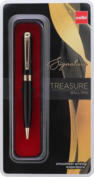 cello Signature Treasure Ball Pen
