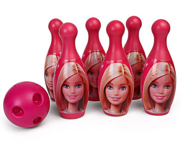 My Baby Excels Barbie - Bowling 6 Pin Eflute MR Bowling