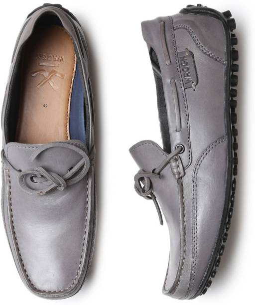 d77f5f9c83f WROGN Driving Shoes For Men