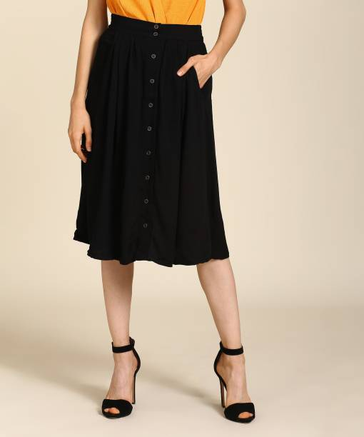 5056c12893c6 Forever 21 Skirts - Buy Forever 21 Skirts Online at Best Prices In ...