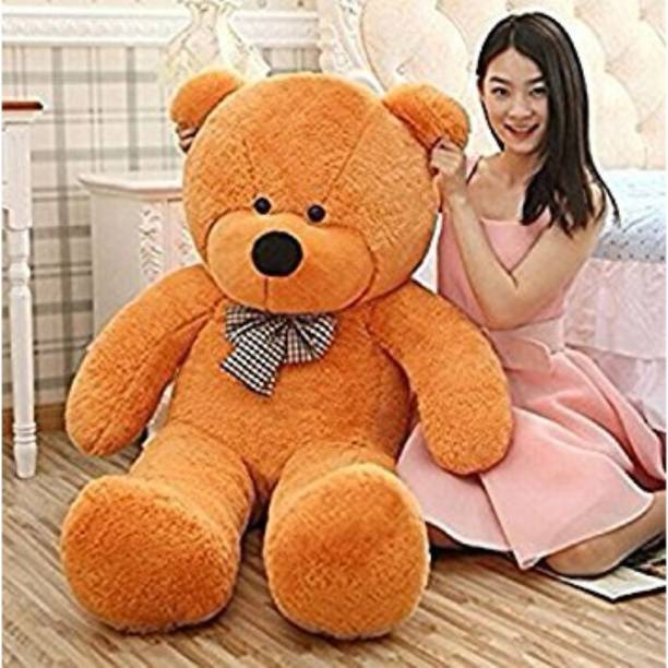 Mrbear Cute Bootsy Brown 35 Inch Huggable And Loveable For Someone Special Teddy Bear  - 35 inch