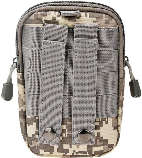 Kraptick Multi-Purpose Water Resistant Poly Tool Holder EDC Pouch Camo Bag  Military Nylon Waist 947c79f23de2f