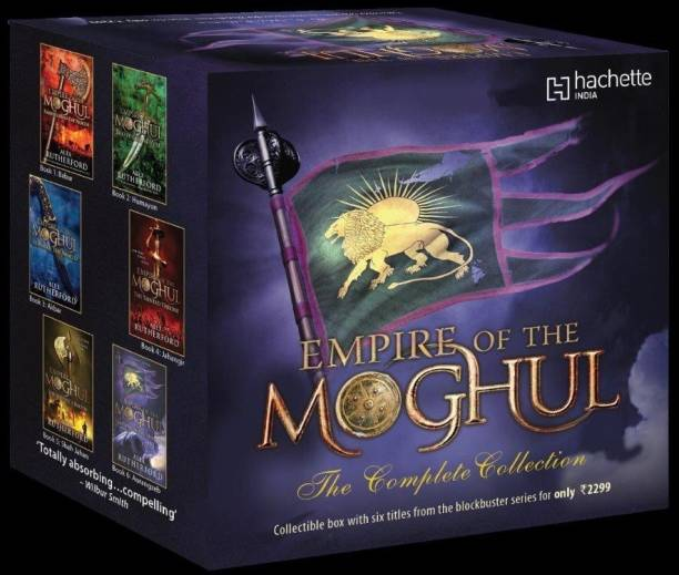 Empire of the Moghul The Complete Collection