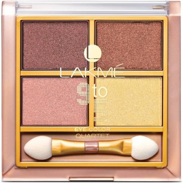 Lakmé 9 to 5 Eye Color Quartet Eye Shadow 7 g
