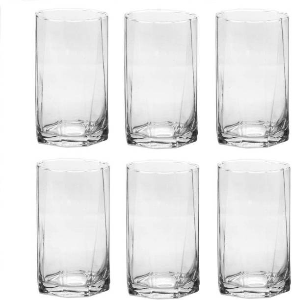 1dd4791c1d1 Afast Stylish Shape Self Designer Multipurpose Glass Set Of 6 Glass Set
