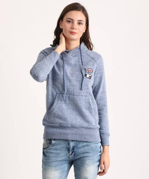 5d3f18ba6f3 Longline Sweatshirts - Buy Longline Sweatshirts Online at Best ...