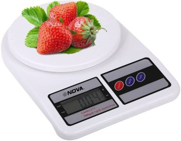 77f877d58 Nova KS 1329 Electronic Digital Kitchen 10 kg Weighing Scale