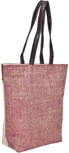 2c8f293564 Ecotara Magnolia Designer Classic Printed Multipurpose Premium Quality Eco  Friendly Everyday Useful Travel Bag