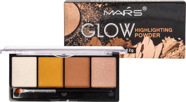 MARS 4 in 1 Glow Baked  Highlighter