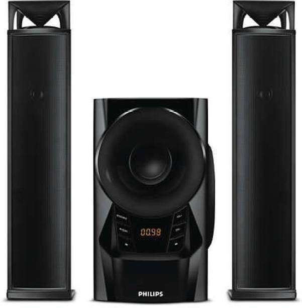 4c875ad33 Philips IN-MMS2160B 94 2.1 Channel Convertible Bluetooth Home Theater 2.1 Home  Cinema