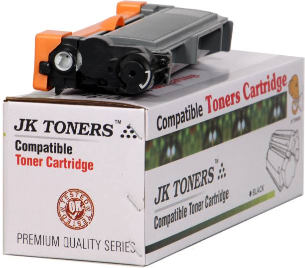 JK Toners TN 2365 For Use Printer Brother HL-L2300/L2305/L2320/L2340/L2360/L2365/L2380 DCP-L2520/L2540/L2700 MFC-L2700/L2740/ HL-L2300D,/HL-L2305,/HL-L2305W, HL-L2320, HL-L2320D,HL-L2321D,HL-L2340,HL-L2340DW,HL-L2360,HL-L2360DN,HL-L2360DW,HL-L2361DN,HL-L2365,HL-L2365DW,HL-L2380,HL-L2380DW,DCP-L2500,DCP-L2500D,DCP-L2520,DCP-L2520DW, Brother DCP-L2540, Brother DCP-L2540DN, Brother DCP-L2540DW, Brother DCP-L2541DW, Brother DCP-L2560DW, MFC-L2700,MFC-L2700DW,MFC-L2701,MFC-L2701DW,MFC-L2703DW,MFC-L2720DW,MFC-L2740DW  Black Ink Toner
