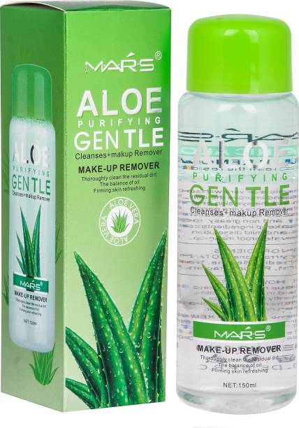 M.A.R.S 1 make up remover Aloe Gentle Cleanser and Makeup Remover Makeup Remover