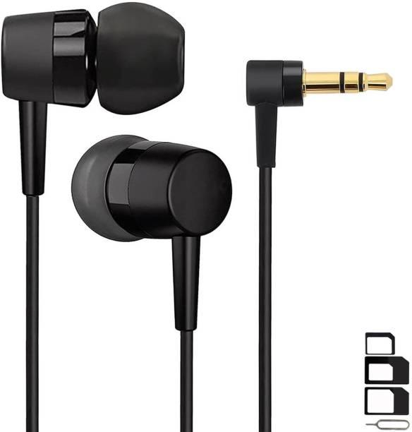 GoSale Headphone Accessory Combo for LG Optimus L5 Dual E615, LG G Pro 2, LG Optimus L4 II Dual E445, LG Optimus L3 II E425, LG G4 Stylus 3G, LG Optimus G Pro, LG L60i, LG F60, LG L Bello, LG L Fino, LG G Pro Lite Dual, LG Max, LG Optimus Hub Earphones Original Like Headsets In-Ear Headphone Hands-free With Mic, 3.5mm Jack