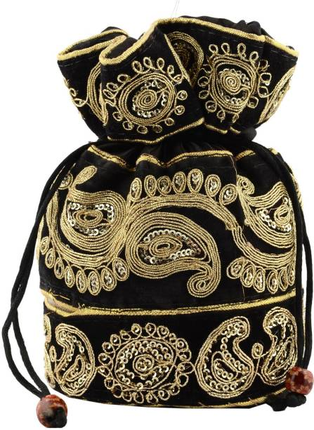 d7df8bfc7bf9 Potli Bags - Buy Potlis for Women and Men Online at Best Prices in ...