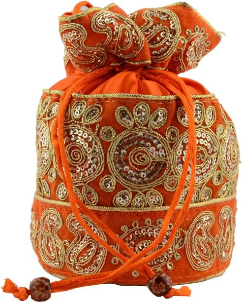 752dd41021677 Potli Bags - Buy Potlis for Women and Men Online at Best Prices in ...
