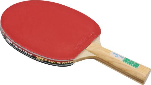 GKI KUNG FU Table tennis Red Table Tennis Racquet