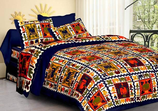 59a96cd923 Jaipuri Bedsheet Bedsheets - Buy Jaipuri Bedsheet Bedsheets Online ...