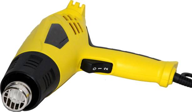 Digital Craft Hot Air Heat Gun Variable Temperature 350C 550C For Heat Shrink Tubing, Shrink Wrapping, Removing Paint 2000 W Heat Gun
