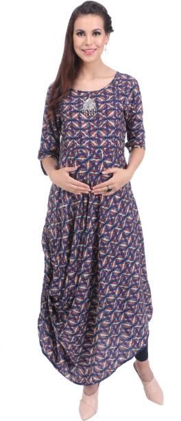 5e7a732c40ea0 Maternity Kurtas Kurtis - Buy Maternity Kurtas Kurtis Online at Best ...