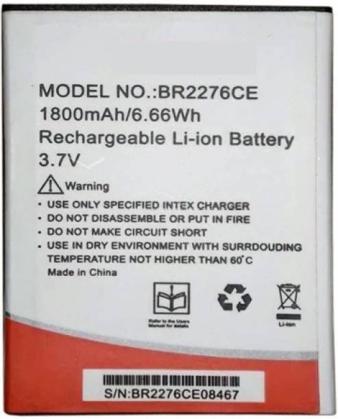 Swipe Mobile Battery For  INTEX Aqua Twist BR2276CE 2200Mah Aqua Twist BR2276CE 2200Mah