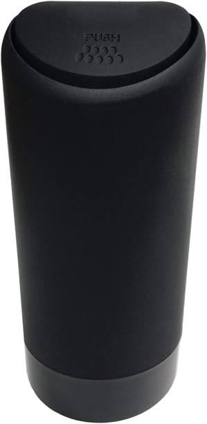 TANTRA Car Trash Can with Lid - Black - Premium Quality Trash Bin Car Trash Bin Bag