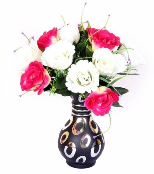 Flower Vases Buy Glass Ceramic Flower Vases Online Flipkartcom