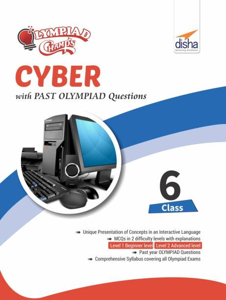 Olympiad Champs Cyber Class 6 with Past Olympiad Questions