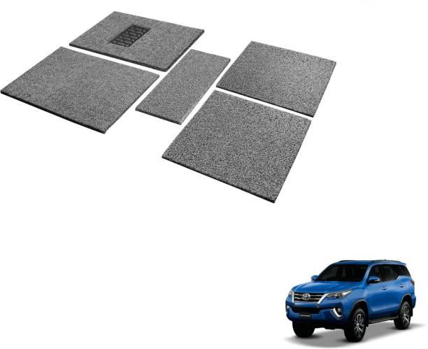 MOCKHE Rubber, EVA Standard Mat For  Toyota Fortuner