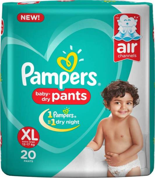 Pampers Baby Dry Pants XL 20 - XL