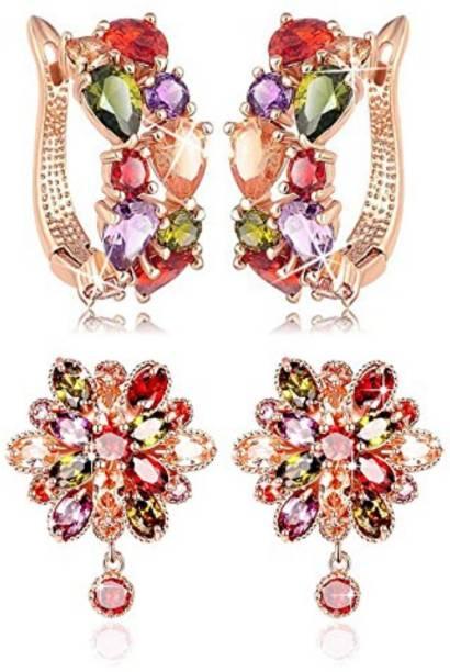 c3cafba0aad2 Fancy Earrings - Buy Fancy Earrings online at Best Prices in India ...