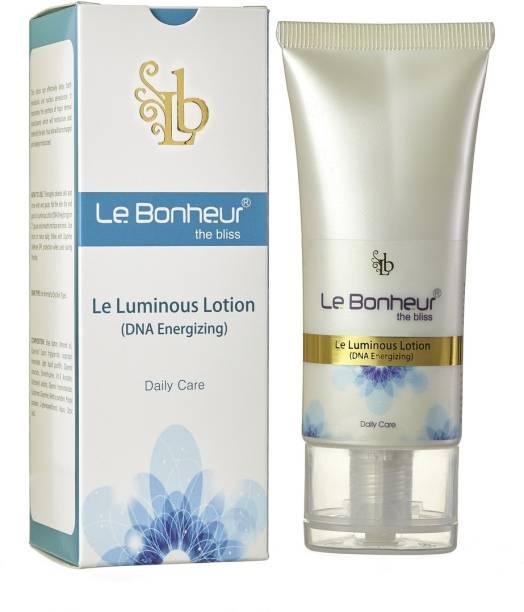 Le Bonheur Luminous (DNA Energizing) Lotion   Sensitive Skin