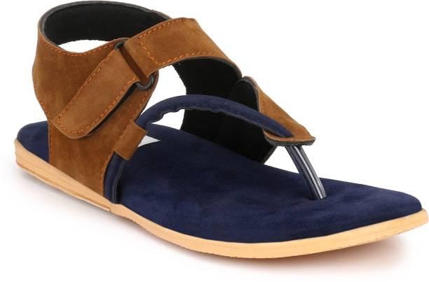 d6fe37a76 Shoegaro Men Tan Sandals