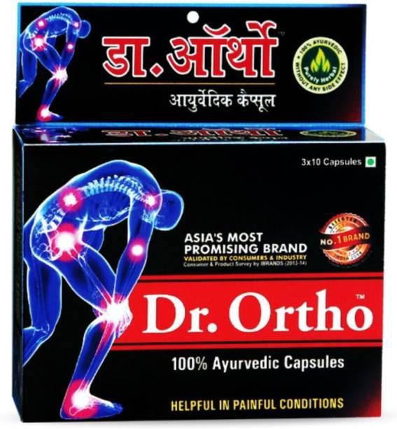 Dr. Ortho Pain Relief Capsules 30 Caps. Capsules