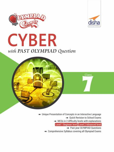 Olympiad Champs Cyber Class 7 with Past Olympiad Questions