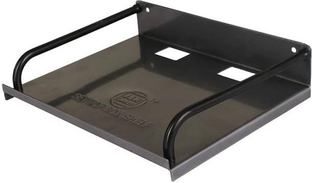 ab38bc33e4d SM SET TOP BOX STAND BIG METAL SHELF Iron Wall Shelf