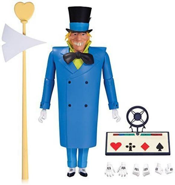 Dc Collectibles Batman The Animated Series Mad Hatter Action Figure 9a687dc51