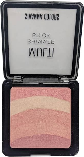 Sivanna Multi Shimmer Brick Highlighter