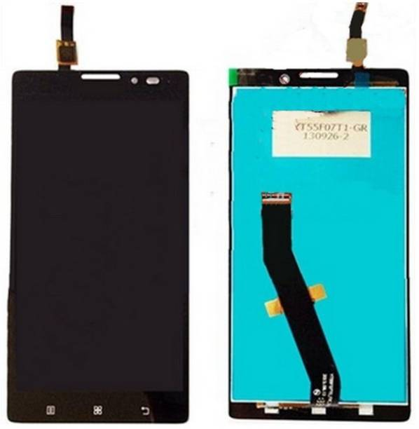 Richuzers LCD with Touch Screen for Lenovo Vibe Z K910 - Black (K 910)