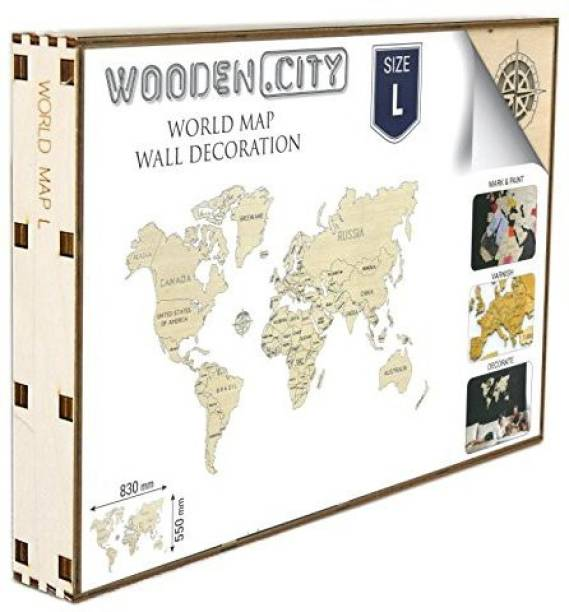 Wooden City Toys - Buy Wooden City Toys Online at Best