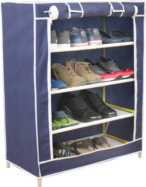 Novatic Metal Collapsible Shoe Stand