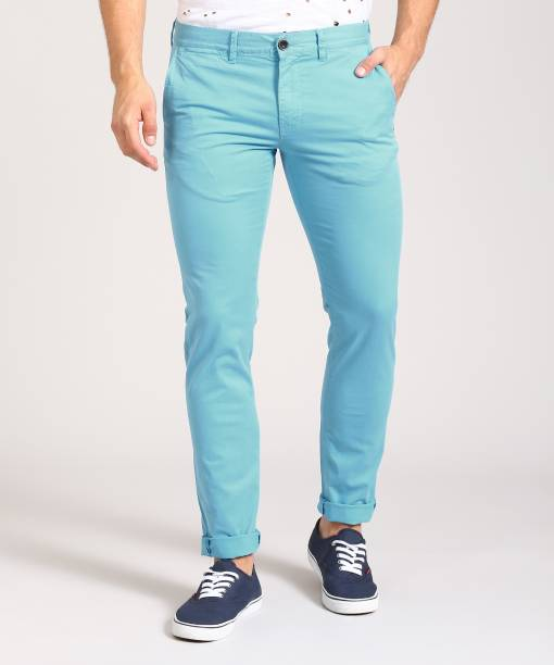 2538a3ef286a Regular Fit Trousers - Buy Regular Fit Trousers Online at Best ...