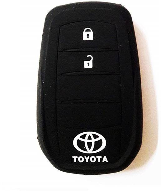 Jadebin Car Key Cover for Toyota Innova Crysta Car Key Cover