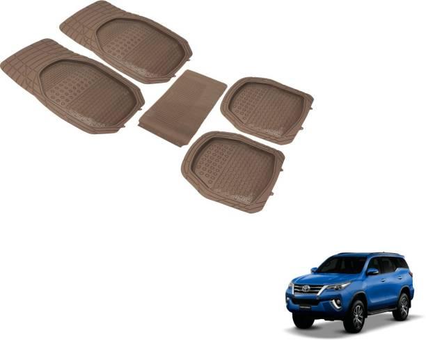 Autyle PVC (Polyvinyl Chloride) Standard Mat For  Toyota New Fortuner