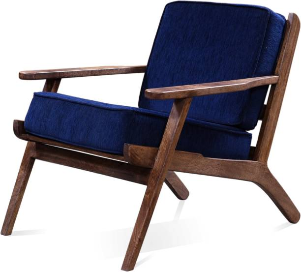 Wooden Arm Chair, Occasional Chairs With Wooden Arms