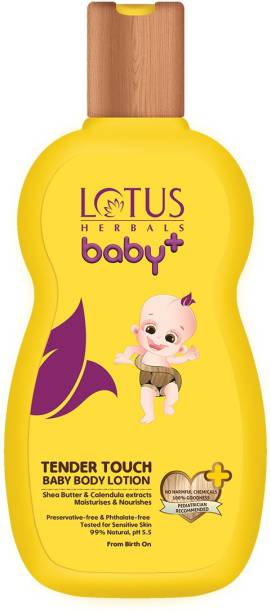 LOTUS HERBALS Tender Touch Baby Body Lotion